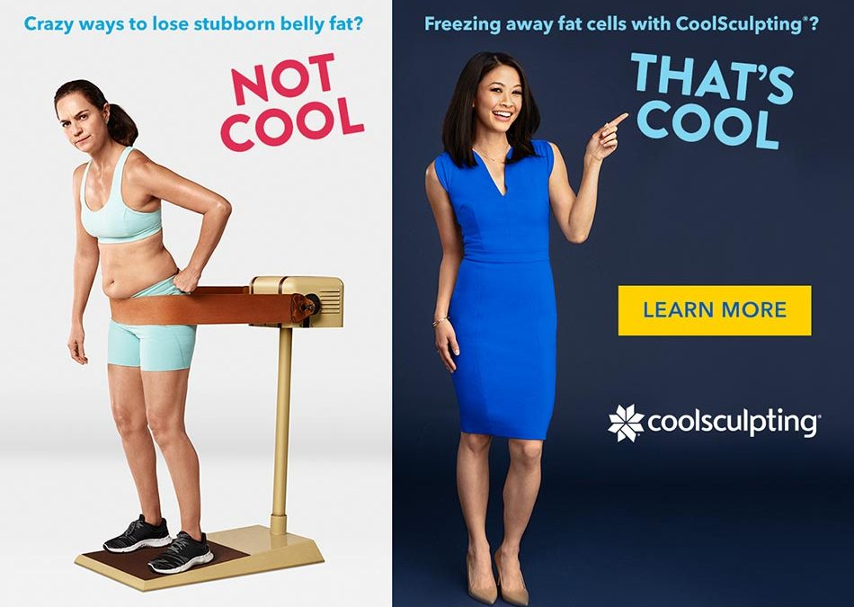 Coolsculpting®Event! (Live Demo)