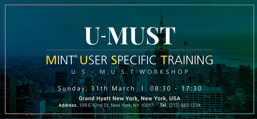 U-MUST  USA User Specific Training